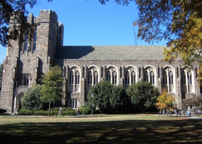 PERKINS LIBRARY DUKE UNIVERSITY