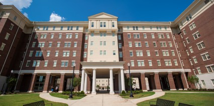 UNIVERSITY OF ALABAMA PRESIDENTIAL VILLAGE